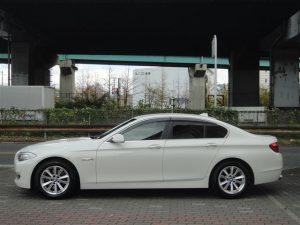 BMW side